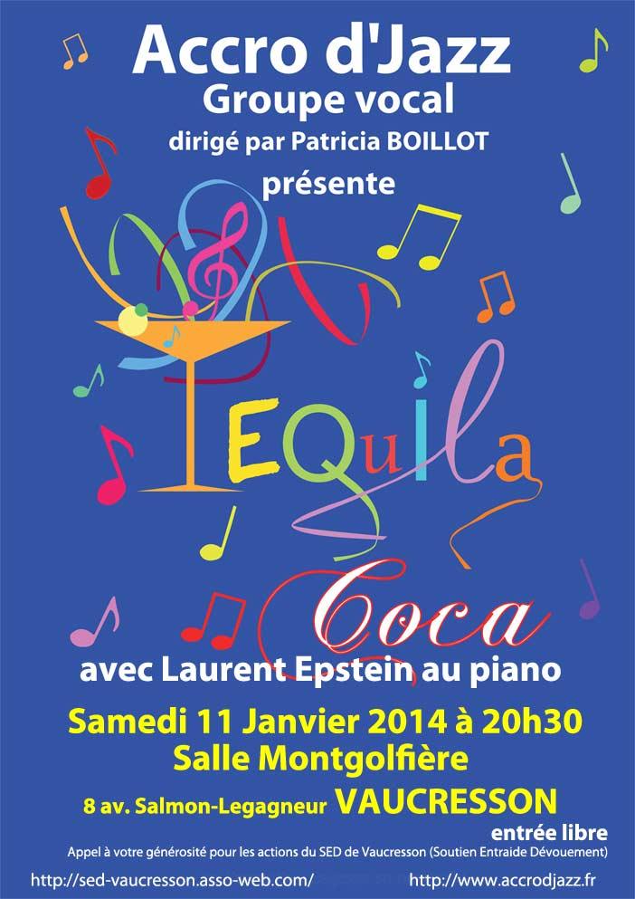 Concert Accrod'Jazz Vaucresson 11 Jn 2014