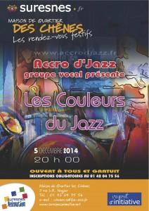 Concert_AccrodJazz Suresnes 5 Dec 2014