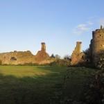 Le château aux cigognes près de St Fromont